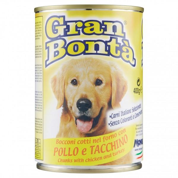 GRAN BONTA'CANE 400GR POLL/TAC