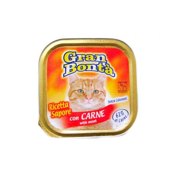 GRAN BONTA'GATTO 100GR CARNE