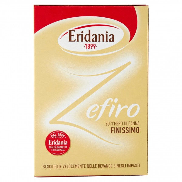 ERIDANIA ZEFIRO ZUCC.CANNA 750