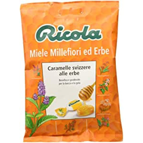 RICOLA BST MIELE/ERBE g75