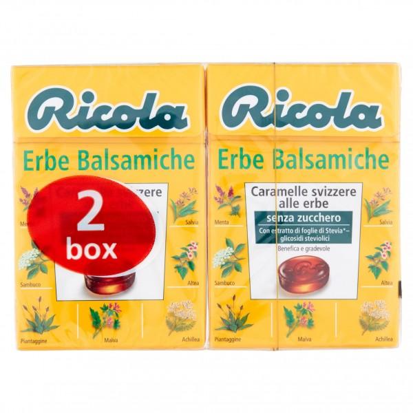 RICOLA ERBE BALS.50 gX2 BPK