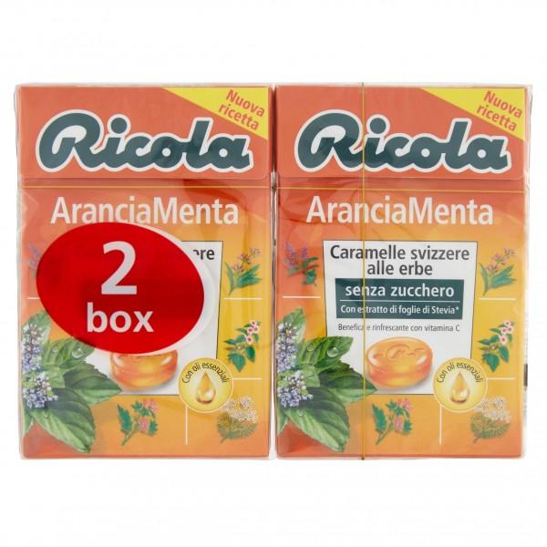 RICOLA ARANC/MENTA 50 gX2 BPK