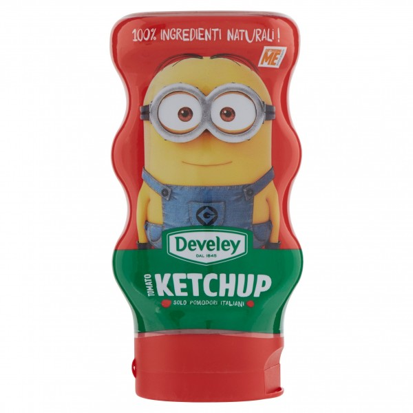 DEVELEY TOMATO E KET MINIONS 250 ML