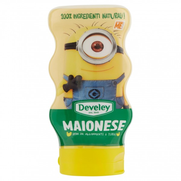 DEVELEY MAIONESE MINIONS 250 ML