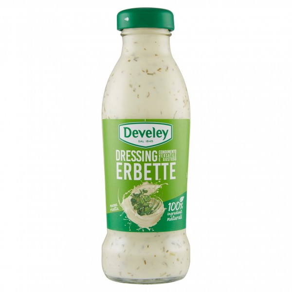 DEVELEY SALSA ALLE ERBE 230 ML