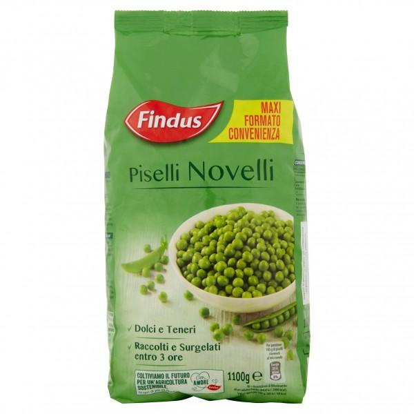 FINDUS PISELLI NOVELLI 1 kg,10