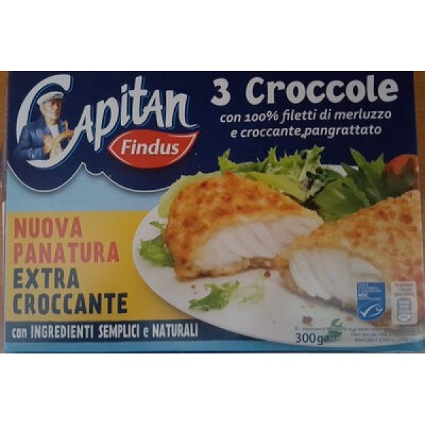 FINDUS CROCCOLE CLAS.X3 300 g