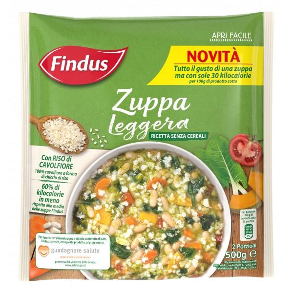 FINDUS ZUPPA LEGGERA GR. 500