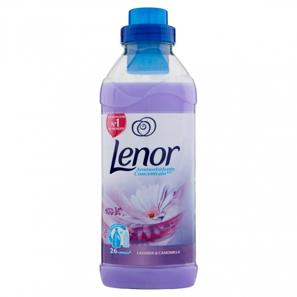 LENOR CONC.650ML LAVANDA/CAMOM