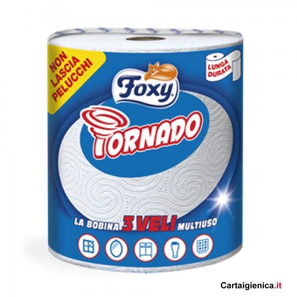 FOXY BOBINA TORNADO 3 VELI 1 ROTOLO