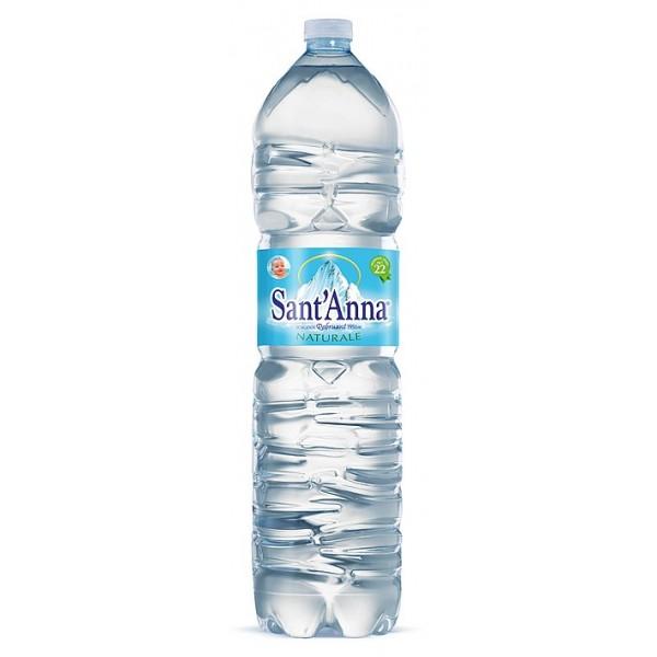 SANT'ANNA ACQUA NATURURALE 1,5 LT