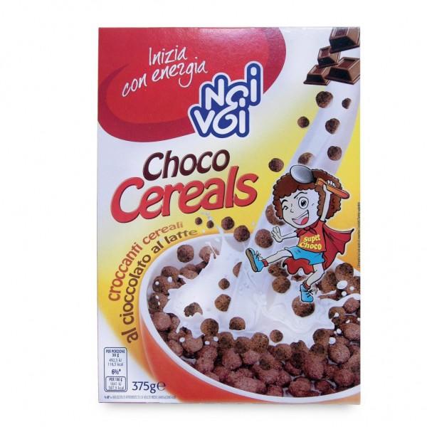 NOI E VOI CHOCO CEREALS 375 GR