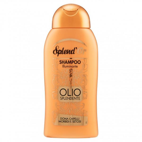 SPLEND'OR SHAMPOO OLIO SPLENDENTE 300 ML