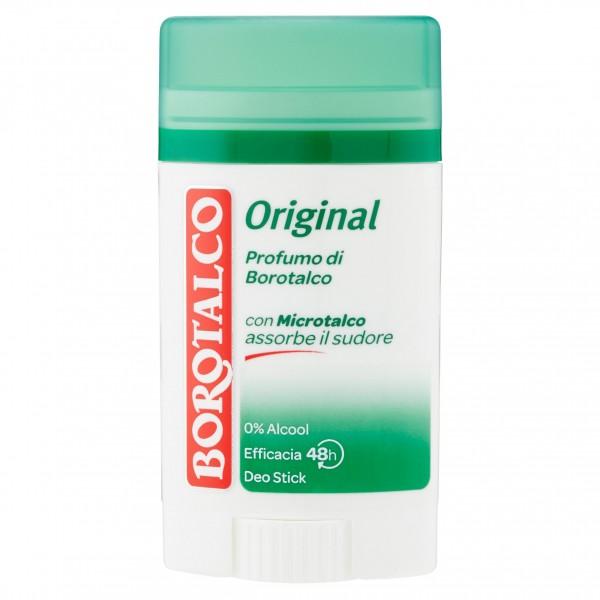 BOROTALCO DEODORANTE ORIGINAL STICK 40 ML