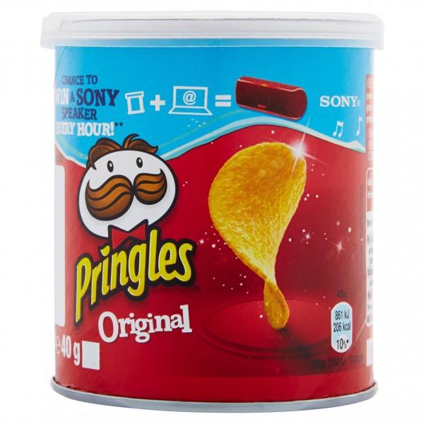PRINGLES ORIGINAL MINI 40 GR