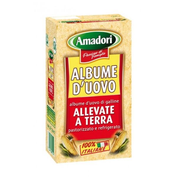 AMADORI ALBUME D'UOVO BRICK 1kg