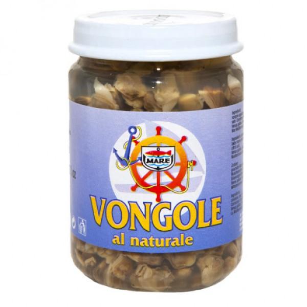 MARE VONGOLE AL NATURALE G.130