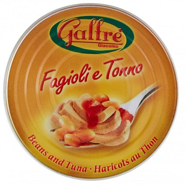GALFRE'TONNO E FAGIOLI 160 GR