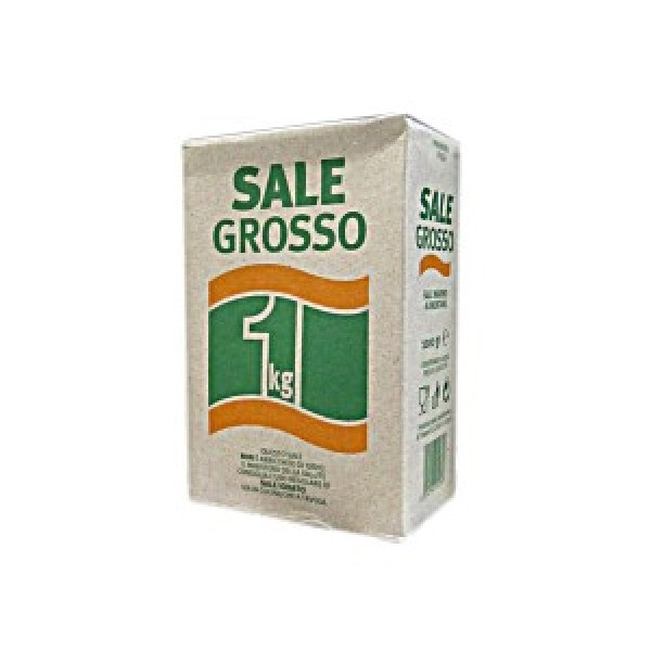 SALE MARINO GROSSO 1 KG