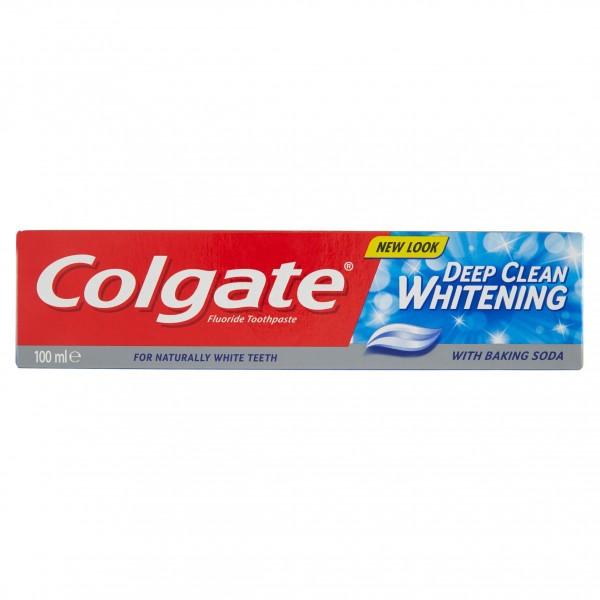 COLGATE DENTIFRICIO DEEP CLEAN WITENING 100 ML