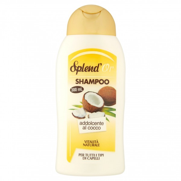 SPLEND'OR SHAMPOO 300 ml COCCO#