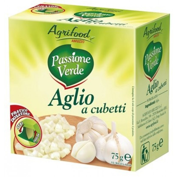 PASSIONE V.AGLIO CUBETTI GR75#