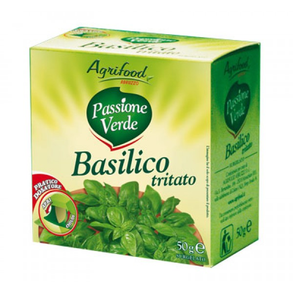 PASSIONE V.BASILICO TRITAT.50#