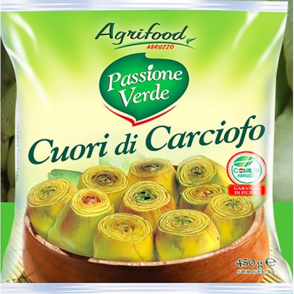 PASSIONE V.CUORI CARCIOFO 450#