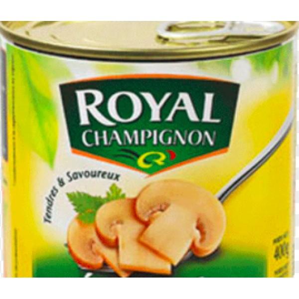 ROYAL FUNGHI CHAMPIGNONS 400GR