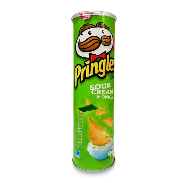 PRINGLES SOUR CREAM E ONION 175 GR