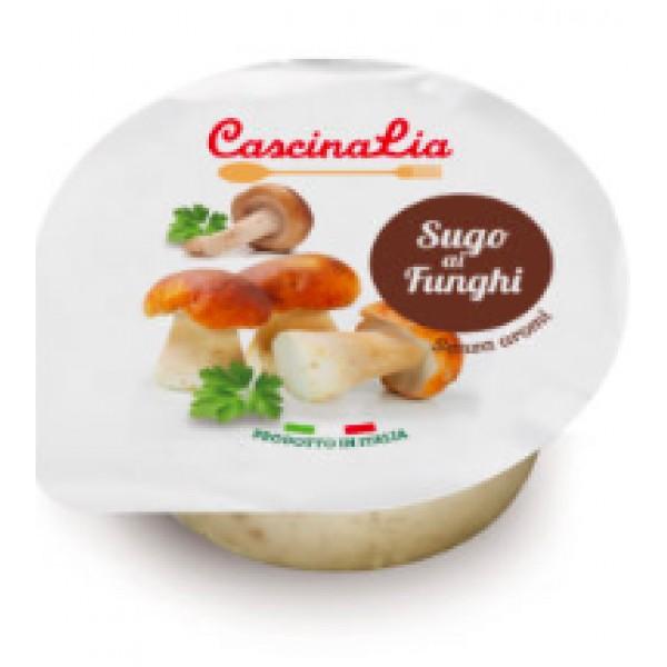 CASCINA LIA SUGO FUNGHI 130 GR