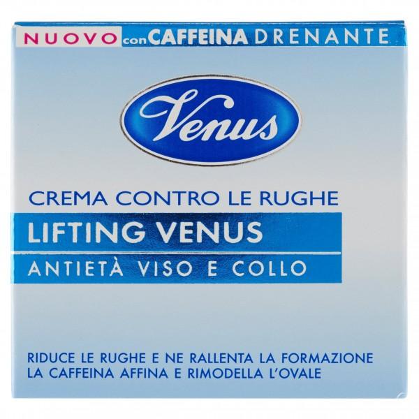 VENUS CREMA ANTIRUGHE EFFETTO LIFTING 50 GR
