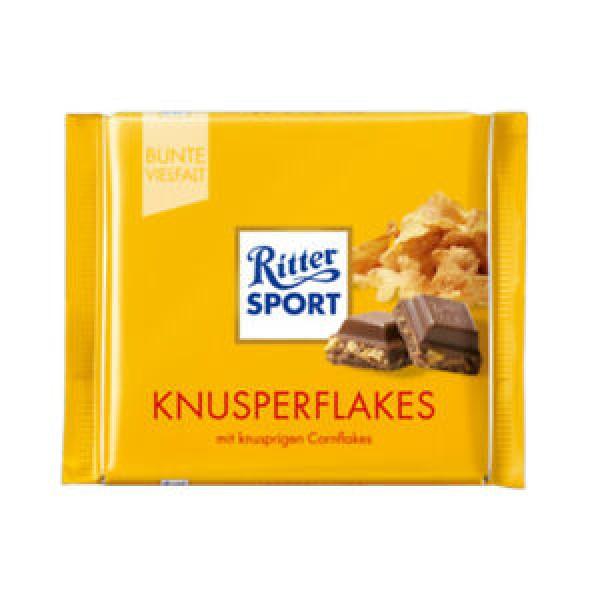 RITTER CORNFLAKES 100 GR