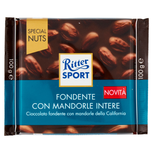 RITTER SPECIAL NUTS FOON MANDORLE 100 GR