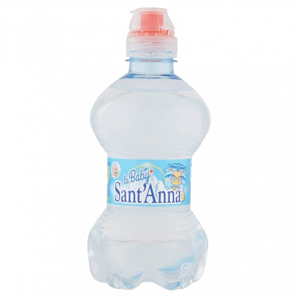 SANT'ANNA ACQUA NATURALE 25 CL