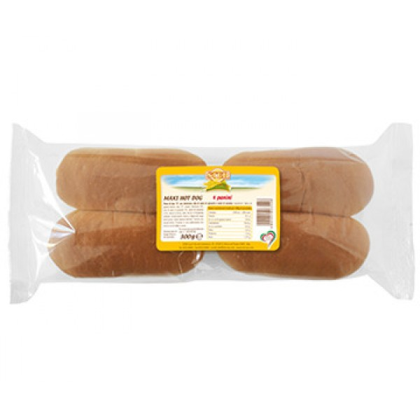 STER HOT DOG MAXI 300 g#