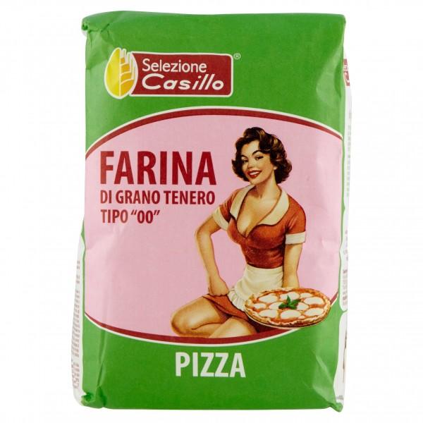 CASILLO FARINA 00 PER PIZZA KG 1