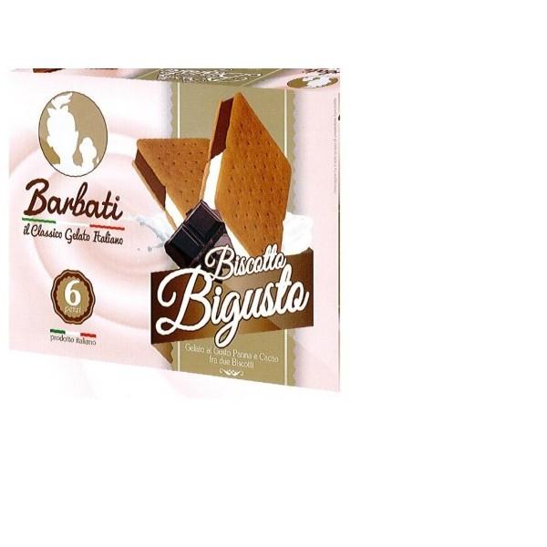 BARBATI BISC. BIGUSTO X6 G480