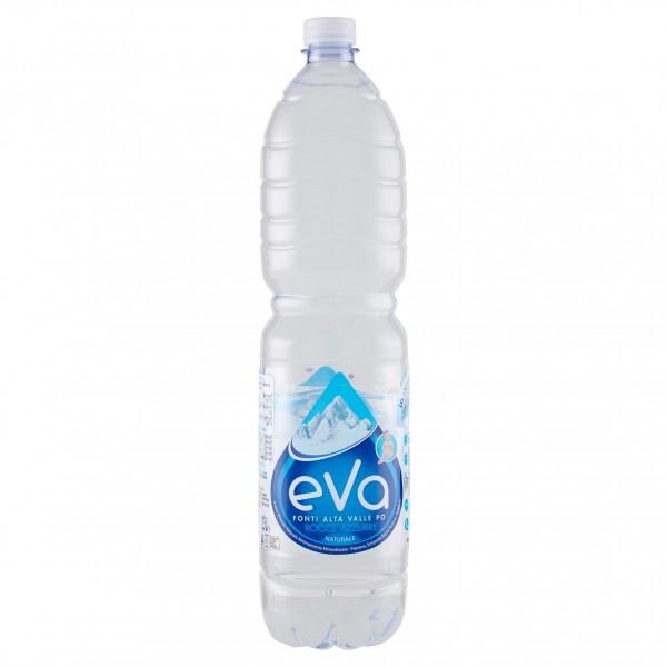EVA ACQUA MINERALE NATURALE PET 1,5 LT