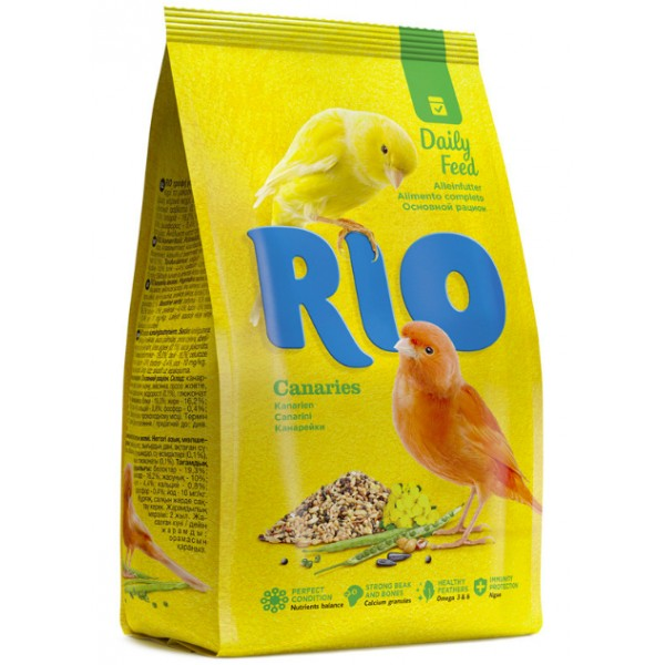 RIO MANGIME PER CANARINI 500 GR