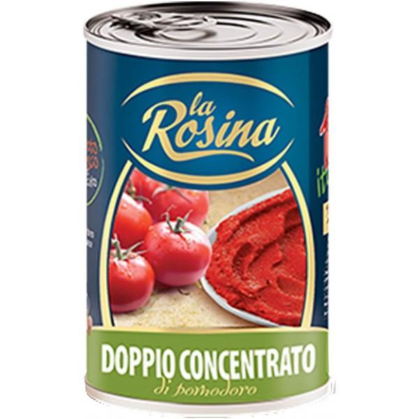 LA ROSINA DOPPIO CONCENTRATO POMODORO 500 GR