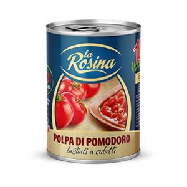 LA ROSINA POLPA POMODORO 400 GR
