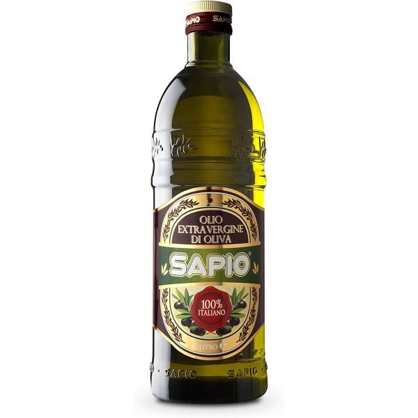 SAPIO OLIO EXTRA VERGINE OLIVA 100% ITALIANO