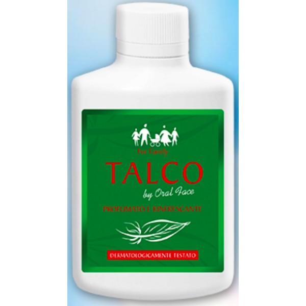 ORAL FACE TALCO BARATTOLO 200G