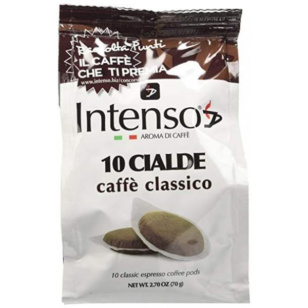INTENSO CAFFE CIALDE X10 CLASS