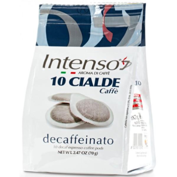 INTENSO CAFFE DECAFFEINATO 10 CIALDE