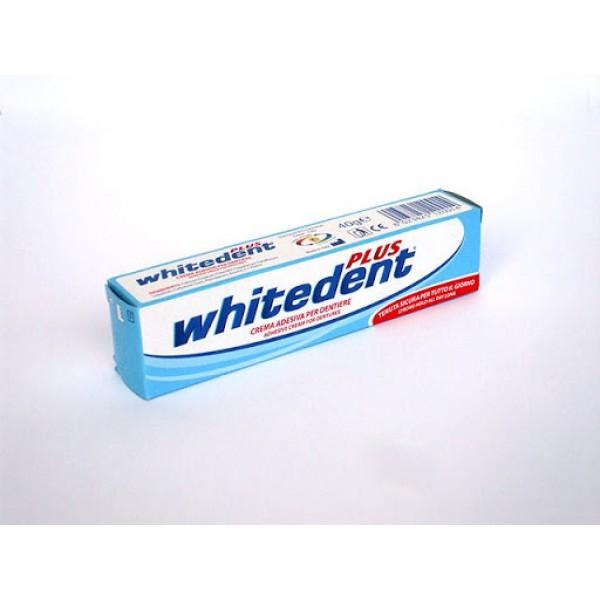 WHITEDENT CREMA ADESIVA PER DENTIERE 40 GR