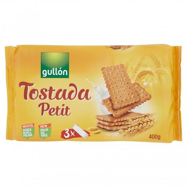 GULLON TOSTADA PETIT 400 GR
