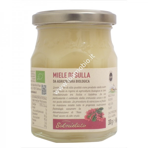 SOLMIEL.MIELE DI SULLA g 300