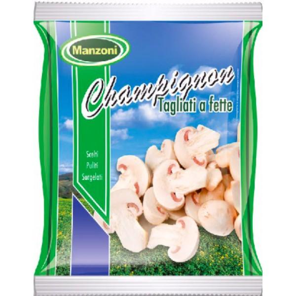 MANZONI CHAMPIGNON FETTE kg 1